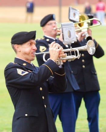 Band Wins Inaugural Award - Army News